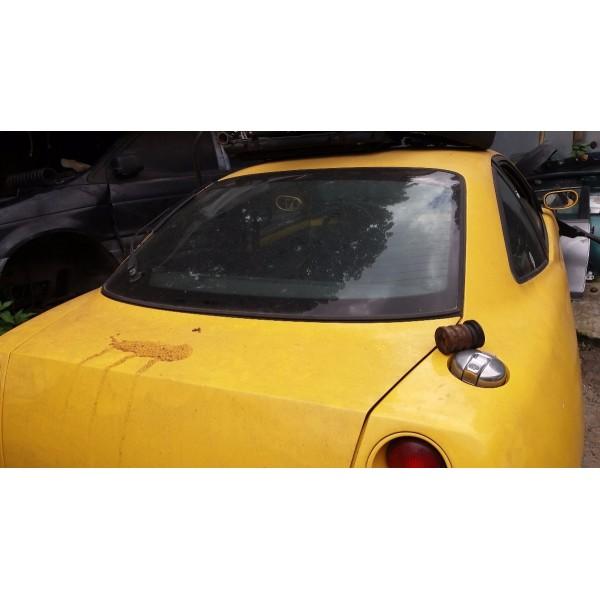Vidro Traseiro Vigia Fiat Coupe