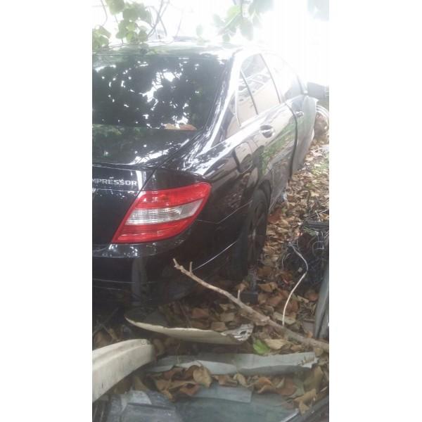 Vidro Traseiro Vigia  Mercedes Benz C180 Ano 2011'