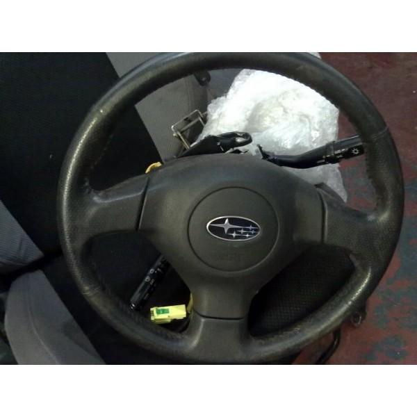 Kit Air Bag Completo Subaru Wrx 2006/2007 - Planeta Motor