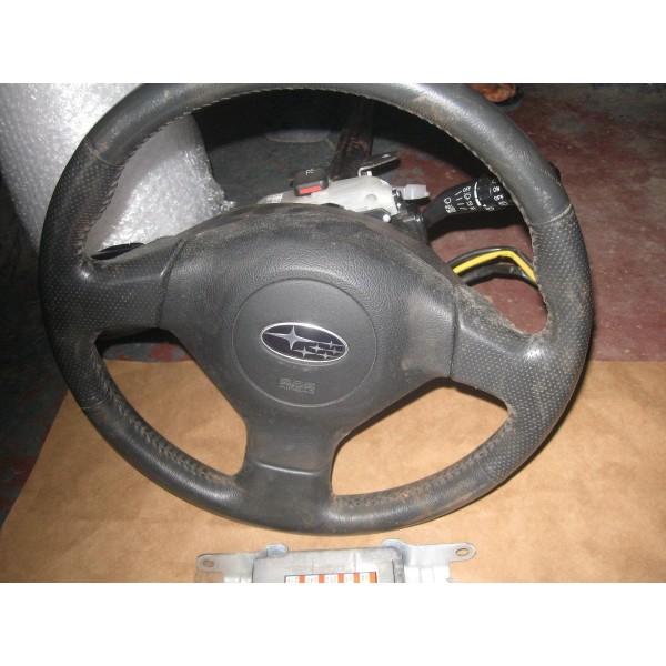 Kit Subaru Wrx Volante Cinto Sensor Modulo Air Bag  R$ 3.500