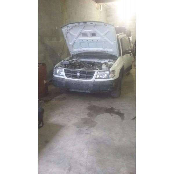 Alma Do Parachoque Subaru Forester Ano 98