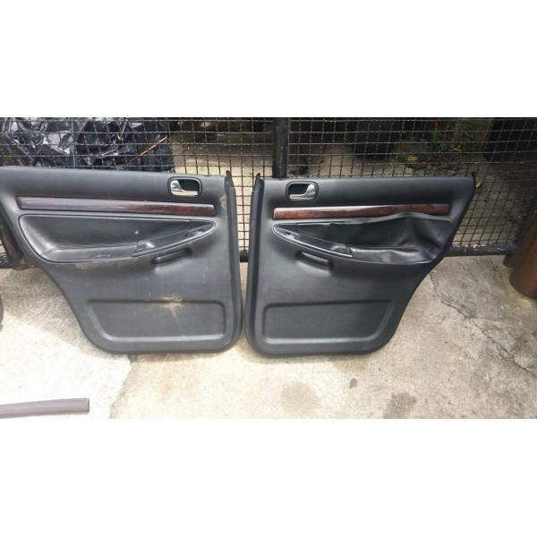 Forro De Porta Audi A4  Ano 96 A 2001