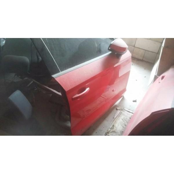 Maçaneta  Audi A3 Ano 2015 Lado Direito Dianteiro