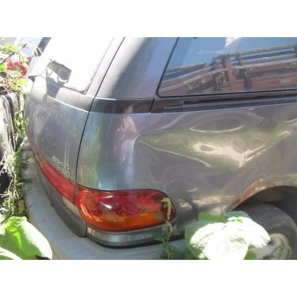 Capo Da Toyota Previa