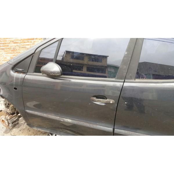 Vidro De Porta Mercedes Benz Classe A - Esquerdo Dianteiro