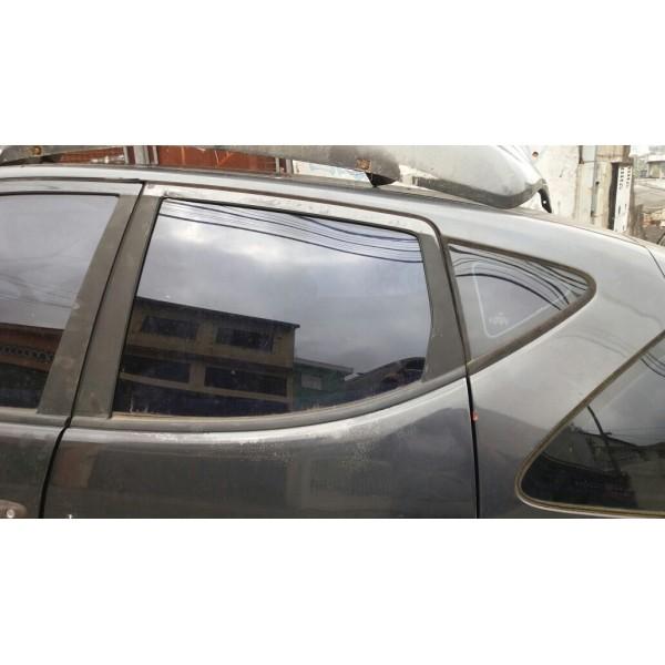 Vidro De Porta Mercedes Benz Classe A - Esquerdo Traseiro