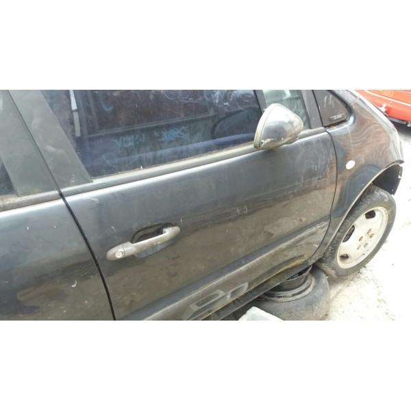 Vidro De Porta Mercedes Benz Classe A - Direito Dianteiro