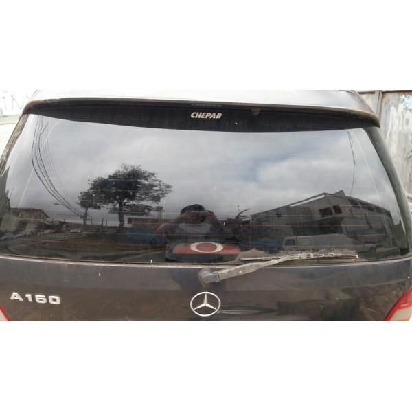 Tampa Traseira Com Vidro Mercedes Benz Classe A